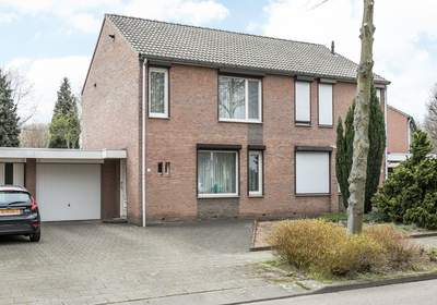 Jupiterstraat 7 in Sittard 6133 WP