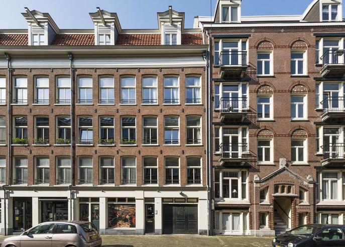 Ruysdaelstraat 44 C + Pp in Amsterdam 1071 XE