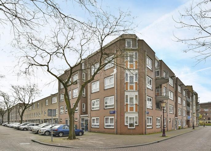 Mary Zeldenruststraat 14 in Amsterdam 1091 DN