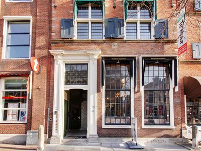 Gedempte Oude Gracht 91 in Haarlem 2011 GN
