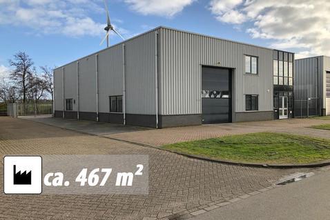 Otterkoog 24 in Alkmaar 1822 BW