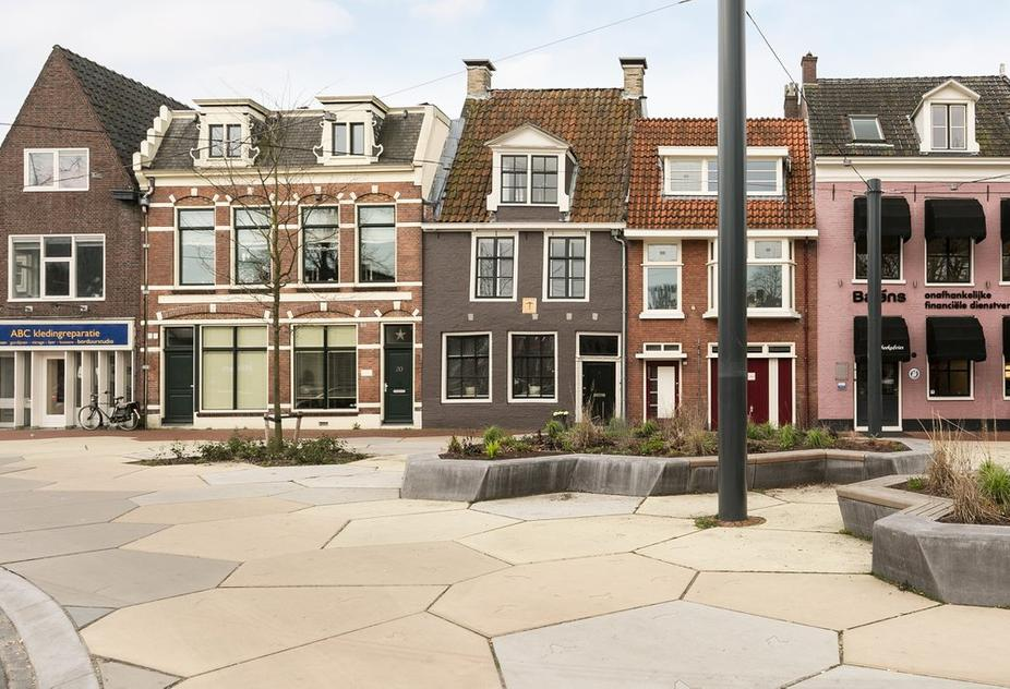Blokhuisplein 18 in Leeuwarden 8911 LJ