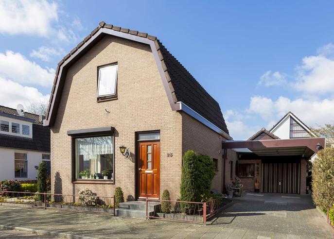 Zwolse Binnenweg 23 in Apeldoorn 7315 CA