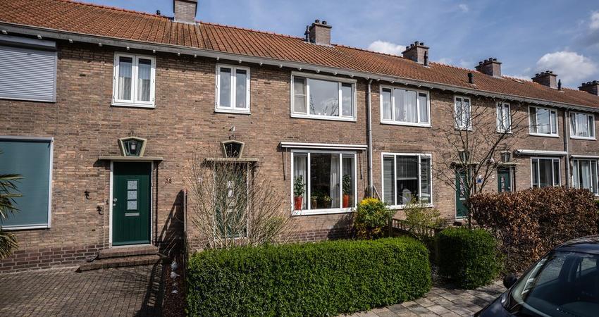 Piersonstraat 36 in Delft 2613 WC
