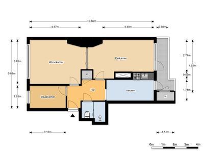 Veenendaalkade 620 in 'S-Gravenhage 2547 BE