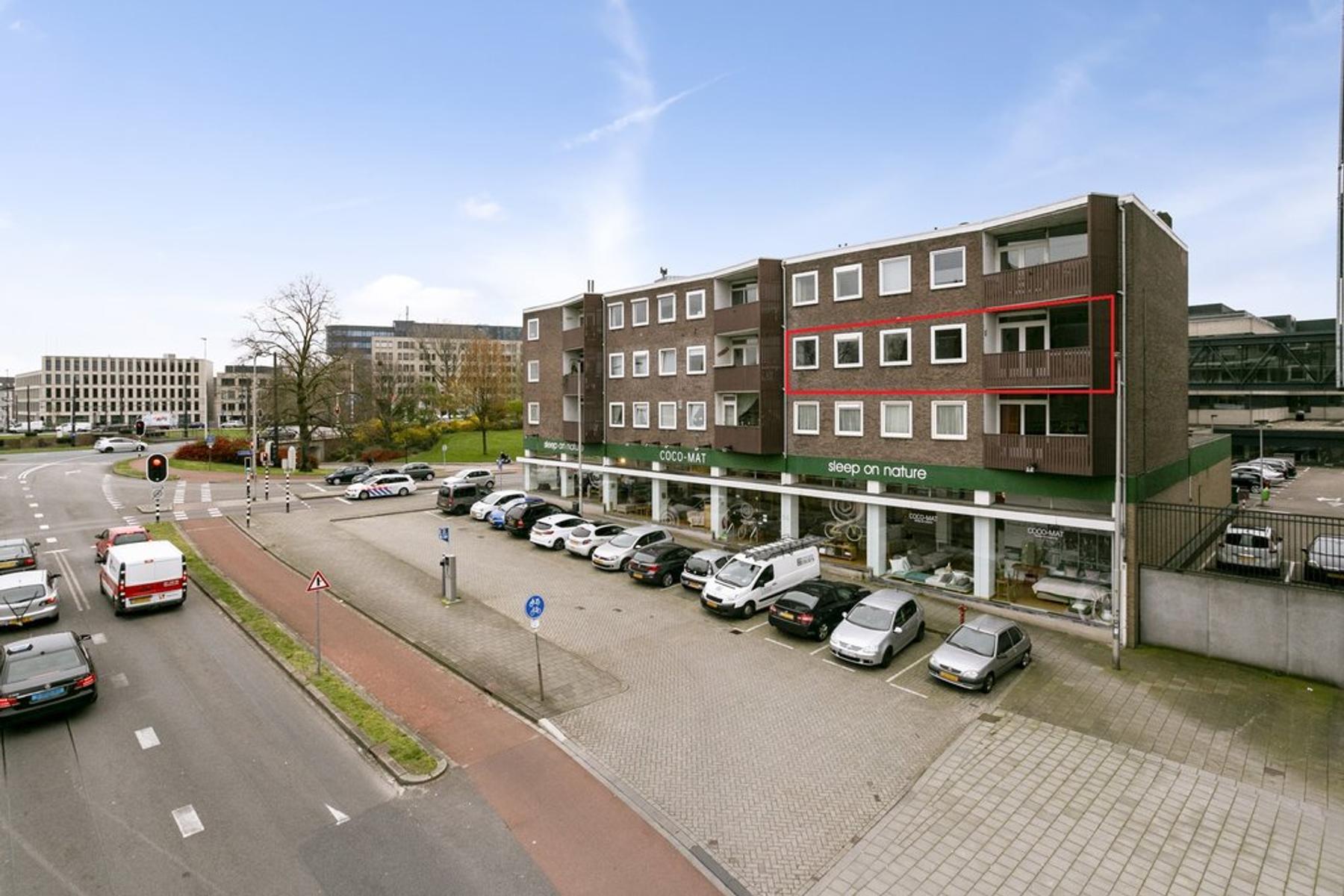 Eusebiusbinnensingel 22 in Arnhem 6811 BX
