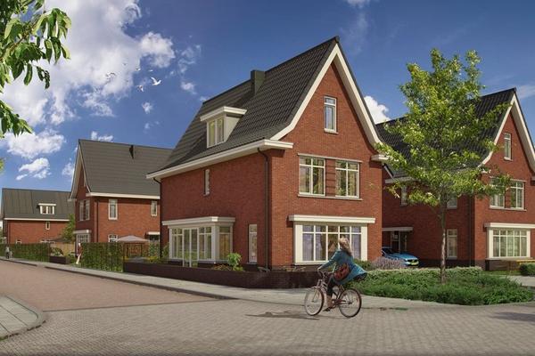 Huizingastraat in Ridderkerk 2984