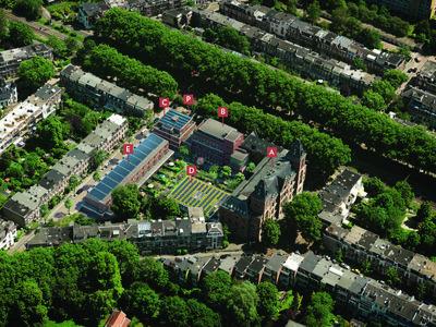 in Utrecht 3572 JE