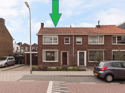 Jan Van Beaumontstraat 49 in Gouda 2805 RP