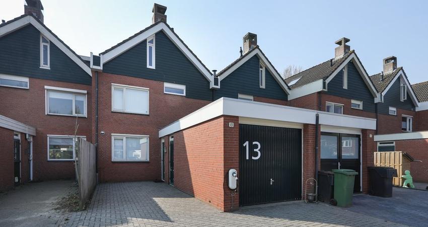 Sparresholm 13 in Hoofddorp 2133 BH