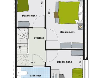 Bouwnummer 1 in Kampen 8261 VZ