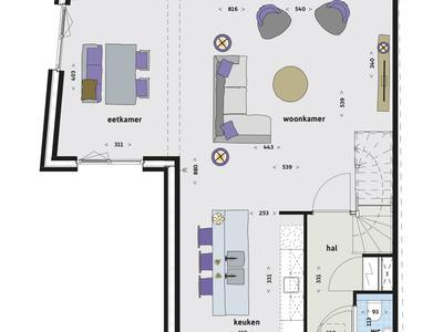 Bouwnummer 9 in Kampen 8261 VZ