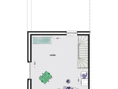 Bouwnummer 10 in Kampen 8261 VZ