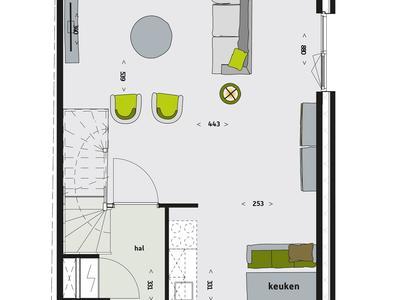 Bouwnummer (Bouwnummer 18) in Kampen 8261 VZ