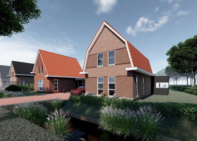 Lycklamaweg in Wolvega 8471