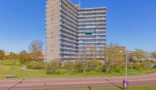 Zeewijkplein 16 in IJmuiden 1974 PB