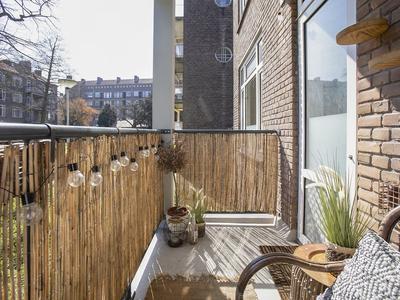 Bernardus Gewinstraat 24 A in Rotterdam 3031 SE