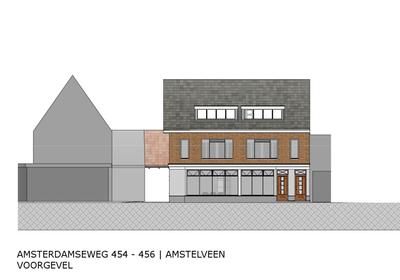 Amsterdamseweg 454 A in Amstelveen 1181 BW
