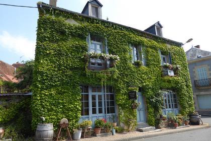 Herenhuis in Saint Plaisir