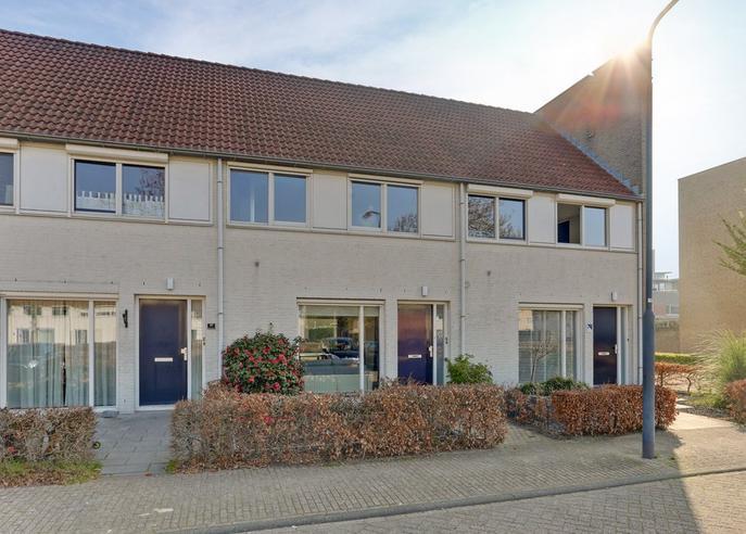 Pallieterplein 37 in Oosterhout 4906 EW