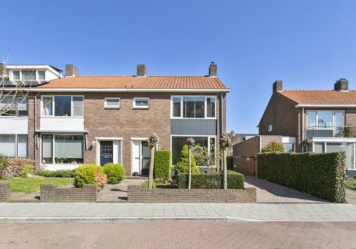 Heidevenstraat 10 in Nijmegen 6533 TR