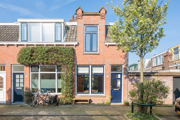 Van Der Helststraat 9 in Utrecht 3583 AT