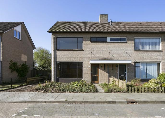 Frankenstraat 9 in Eersel 5521 VE