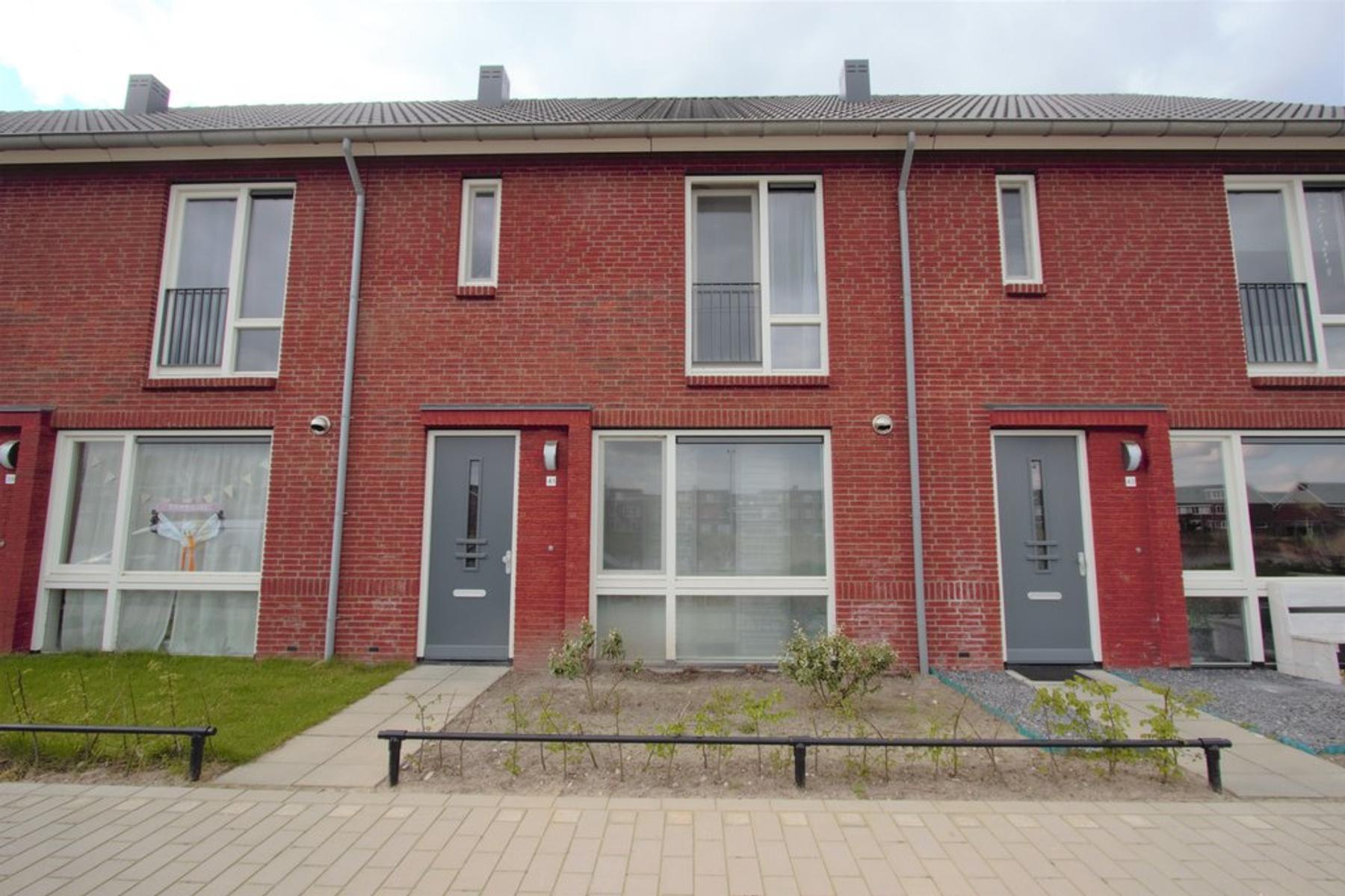 Loevesteinlaan 41 in Gorinchem 4206 XS
