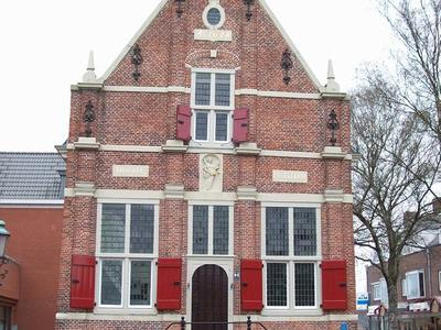Reghthuysplein in Nieuwkoop 2421 BE