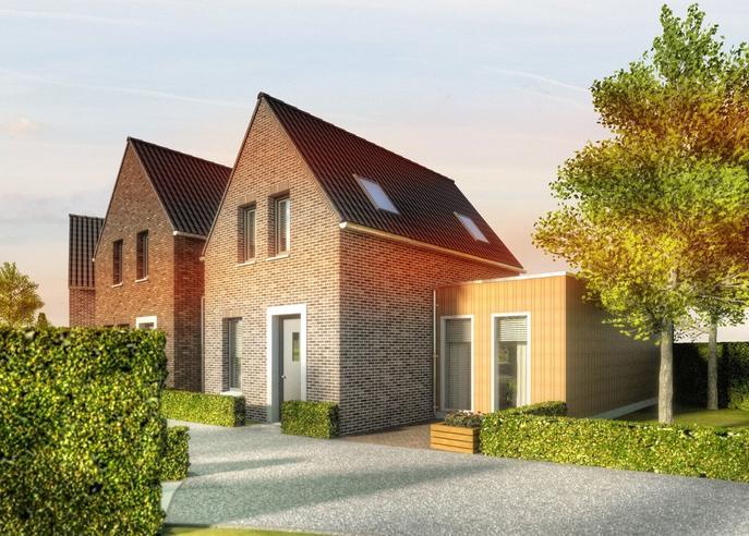 'T Dorpsplein, Kavel 4 in Oost West En Middelbeers 5091