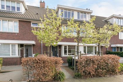 Pablo Picassostraat 69 in Rotterdam 3059 VK