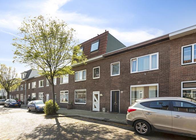 Rembangstraat 31 in Haarlem 2022 ES
