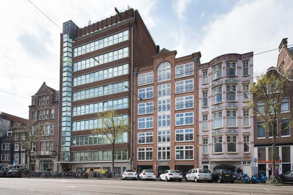 Nieuwezijds Voorburgwal 118 B in Amsterdam 1012 SH