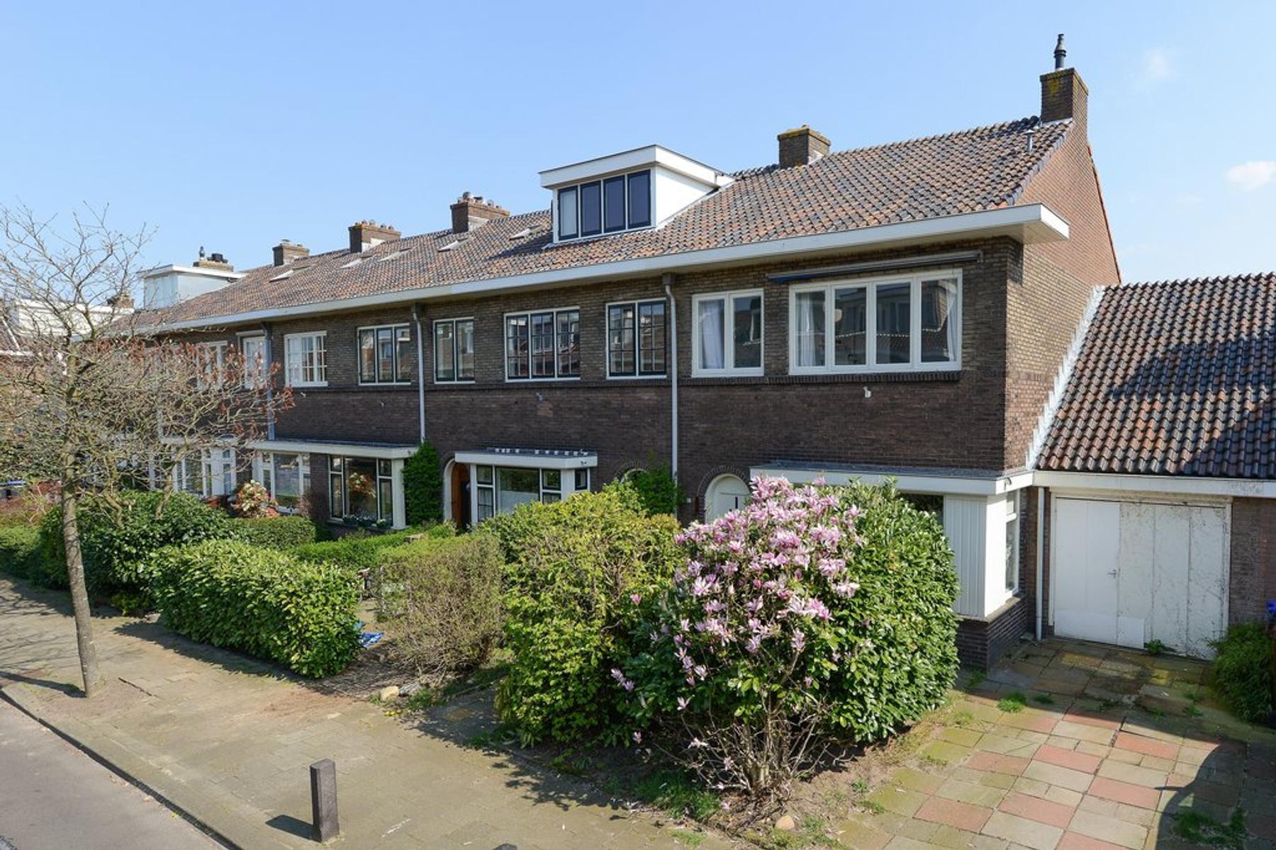 Prof. Ritzema Boslaan 58 in Utrecht 3571 CT