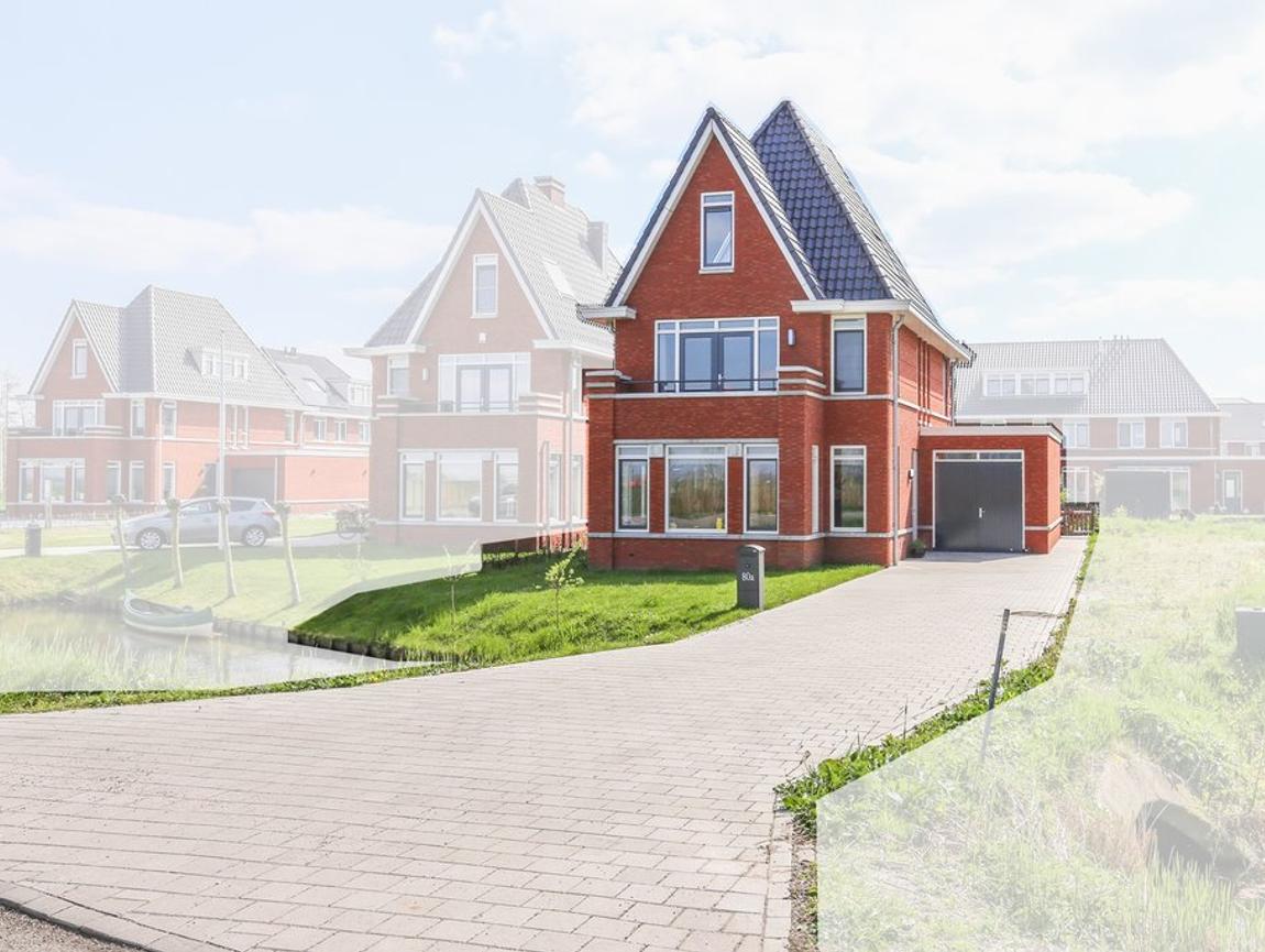 Opweg 80 A in Schoonhoven 2871 NE