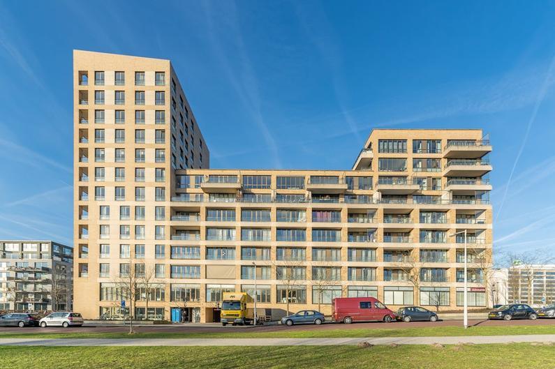 Andreasplein 120 in Amsterdam 1058 GD