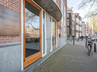 Prinsengracht 418 B in Amsterdam 1016 JC