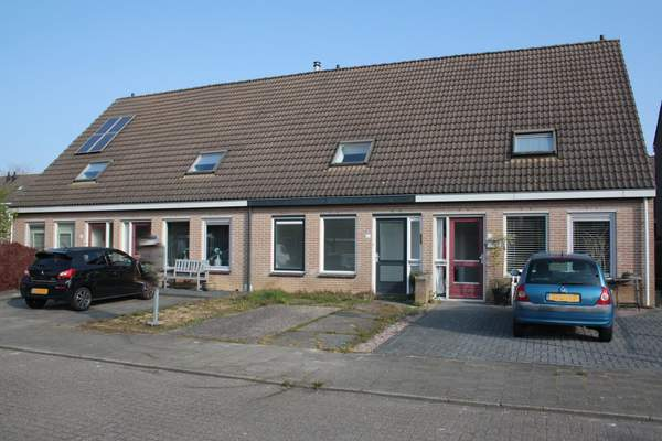 Hildo Kropstraat 38 in Steenwijk 8331 SP
