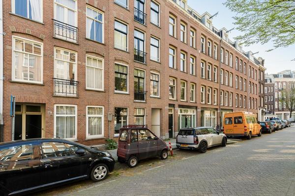 Dusartstraat 39 -Huis in Amsterdam 1072 HN