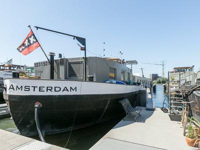 Cas Oorthuyskade 41 in Amsterdam 1087 DP