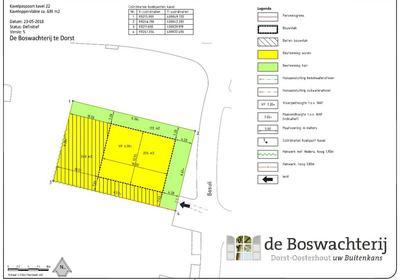 Bosuil 13 in Dorst 4849 RM