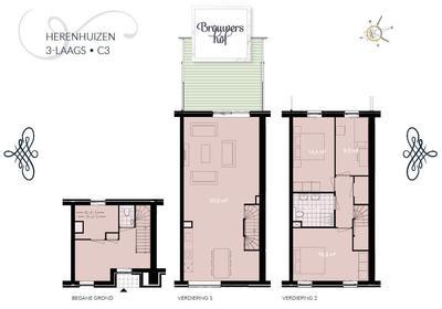Brouwershof in Veenendaal 3901 TC