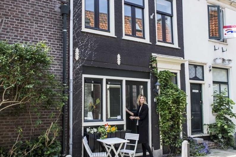 Korte Margarethastraat 4 in Haarlem 2011 PK