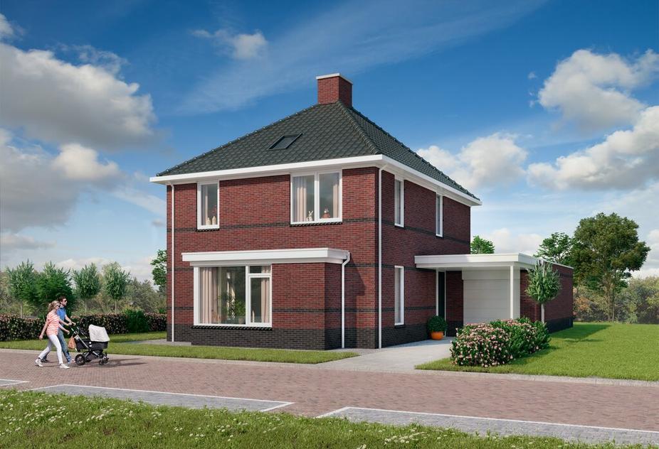 Westmeep Kavel 120 in Harlingen 8862 DP