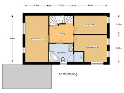 Wegastraat 3 in Delfzijl 9933 CM