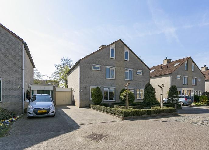 Meester Van Goerlestraat 27 in 'S-Hertogenbosch 5237 JG