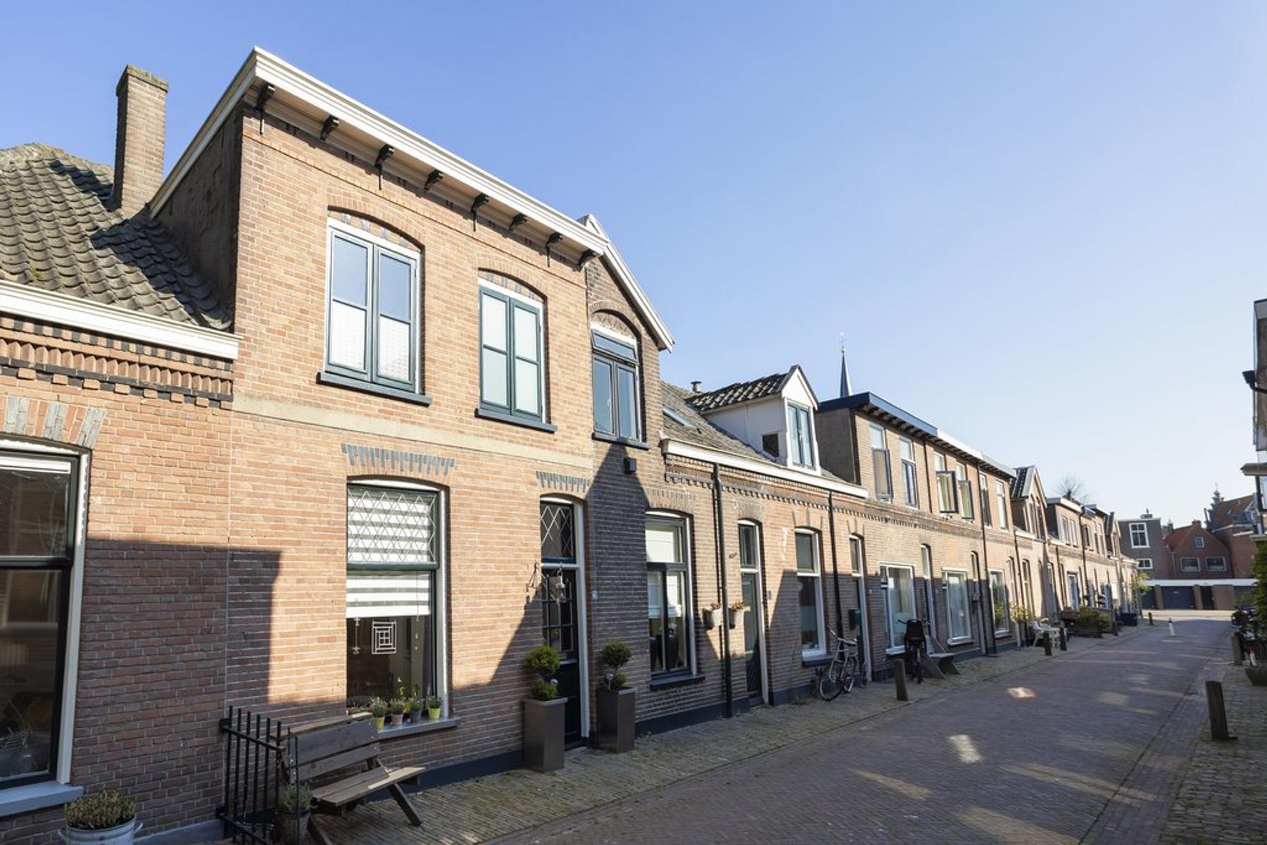 Patrimoniumstraat 28 in Kampen 8261 KP