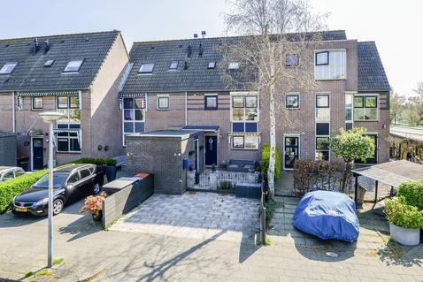 Kuifmees 4 in Uithoorn 1423 NS