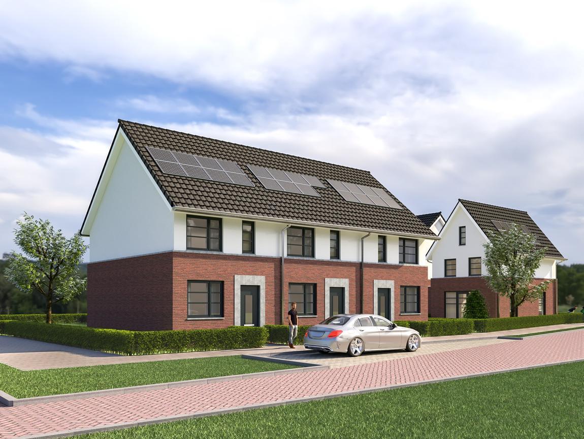 Burgtse Heide (Bouwnummer 1) in Boekel 5427 HX