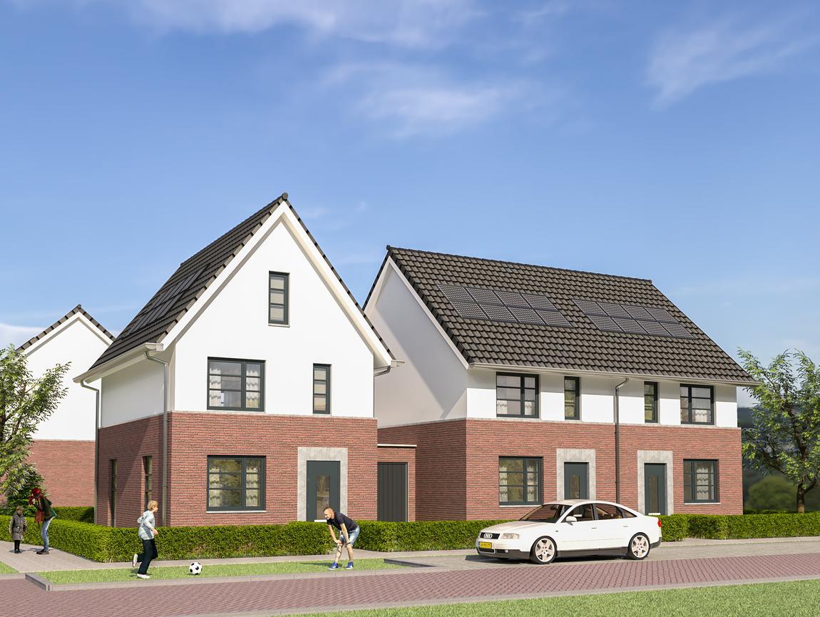 Burgtse Heide (Bouwnummer 6) in Boekel 5427 HX